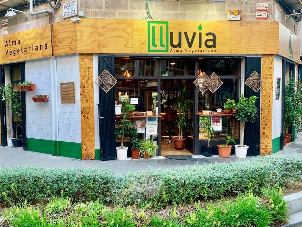 Restaurante LLuvia